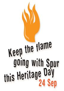Keep the flame going Competition this Heritage Day Competition, Day