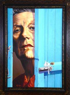 La mujer de la Puerta, Lester Cadalso, Cuba