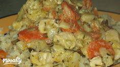 Zádorvári aprópecsenye   Nosalty Meat Recipes, Chicken Recipes, Hungarian Recipes, Potato Salad, Macaroni And Cheese, Salads, Food And Drink, Turkey, Ethnic Recipes
