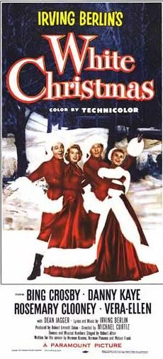 White Christmas.  One of my top 10 favorite Christmas movies.