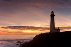 Pigeon Point Sunset