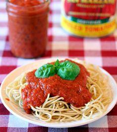 San Marzano Pasta Sauce