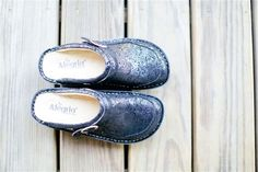 Alegria Shoes Seville Clog in 'Flower Flurry' at Alegria Shoe Shop - now on closeout