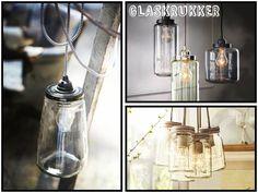 DIY LAMP - via HOMESICK.nu