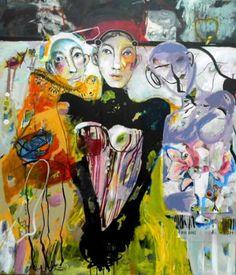 Original Fantasy Painting by Renata Kacova Original Art, Original Paintings, Fantasy Paintings, After Life, Dark Night, Medicinal Plants, Humility, Vulnerability, Psychedelic