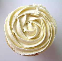 Martha Stewart's Grand Marnier Italian Buttercream Frosting. Photo by pudgele