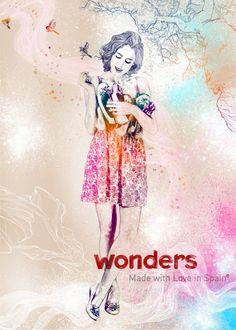 Wonder. Gabriel Moreno