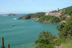 "Búzios é considerada a 'Saint-Tropez Brasileira"""