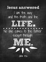 Sweet Blessings: printables  John 14:6