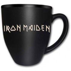 Iron Maiden Tails Logo Coffee Mug
