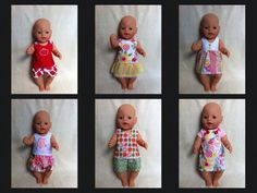 Pixie's outfits! Free patterns found here http://www.theblueberrymoon.com/p/nakey-baby-doll-clothes.html?m=1 And here http://www.theblueberrymoon.com/p/nakey-baby-doll-clothes.html?m=1 Inspiration from here http://www.craftinessisnotoptional.com/2010/07/im-bit-obsessive.html?m=1