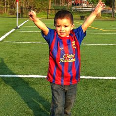 The future Messi!!