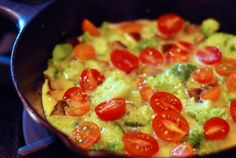 Paleo frittata. FINALLY, a paleo food blog with great recipes AND excellent photography. I have a feeling I'm going to be pinning a lot of stuff from this site.