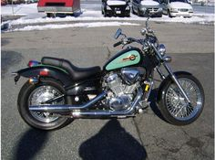 Honda Shadow 600 VLX