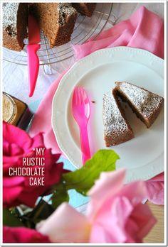Κέικ σοκολάτας  (Μαγειρεύοντας με την Αλεξάνδρα)