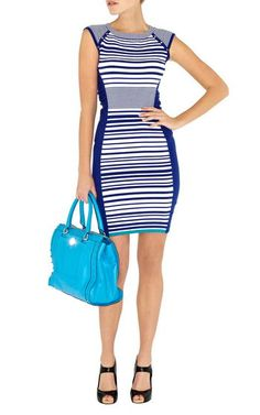 Karen Millen Stripe Knit Dress Blue And Multi Kn177 Sale Of course good facade moves hand in hand with stylish clothing and boots, Karen Millen Outwear can bring ahead a new photograph for you. The roles of Karen Millen UK Outlet are obvious. In rank to get Karen Millen Multicolor , population work day and after dark, neglecting the cheerfulness and health.