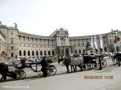 Hofburg Kutsche Wien