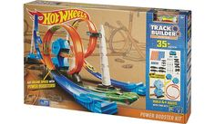 Hot Wheels Track Builder System Power Booster Kit, read reviews and buy online at George at ASDA. Shop from our latest range in Kids. Test the limits of your...