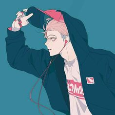 Find images and videos about boy, art and anime on We Heart It - the app to get lost in what you love. Manga Anime, Boys Anime, Art Manga, Art Anime, Anime Kunst, Character Drawing, Character Illustration, Art And Illustration, Boy Character