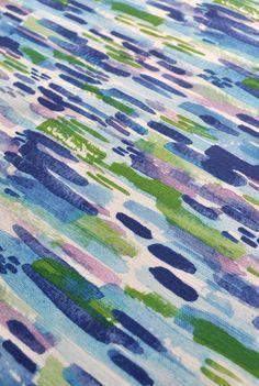 Watercolour - Nancy Straughan Printed Textiles