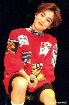 xiumin is one of my fashion icons tbh || #Xuimin #Kim #Min #Seok #KimMinSeok #EXO #EXOK #EXOPlanet #Vocalist #Baekhyun #Chen #Tao #Kai #Sehun #Suho #Lay #Luhan #Chanyeol #Kris #DO #KPOP #L4L #LFL