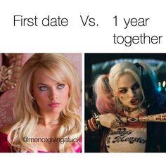 Relationship Jokes, Margot Robbie, Beautiful Words, Harley Quinn, Instagram Posts, Fictional Characters, Memes, Mood, Pretty Words