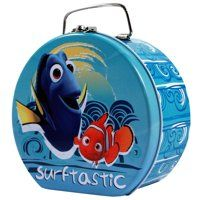 Disney Pixar Finding Dory Kids Collectible Tin Lunch Box - Walmart.com Tin Lunch Boxes, Eat Lunch, Finding Dory, Best Deals Online, Ocean Themes, Christmas Gifts For Kids, Hobbies And Crafts, Disney Pixar, Kids Toys