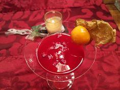 Granatapfel Cocktail Rum, Christmas Bulbs, Holiday Decor, Refreshing Cocktails, Pomegranate, Christmas Light Bulbs, Rome