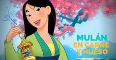 Disney prepara el 'live-action' de Mulán. #Kafecitos #Mulán #Disney #Princess