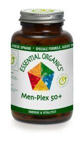 Geschikt om de actieve man boven de 50 jaar te helpen zijn vitaliteit te behouden. Voedingssupplement met vitaminen, mineralen, kruiden en groente- en fruitextracten.