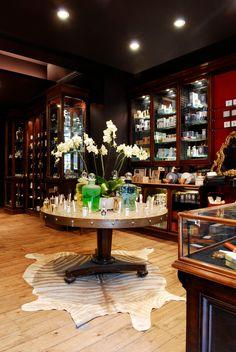 Private Perfume Profiling - Penhaligons, Covent Garden