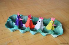 Osternest basteln DIY Easy Easter basket for children. Kids Crafts, Easter Crafts, Diy And Crafts, Preschool Crafts, Easter Baskets To Make, Footprint Art, Easter Traditions, Diy For Kids, Easy Diy