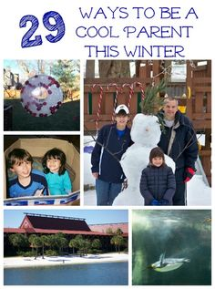 Pillow forts, mini snowmen, secret codes and more creative ways to have fun with the kids this winter!