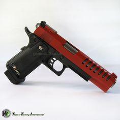 WE Hi-Capa 5.1 K Gas Airsoft Gun
