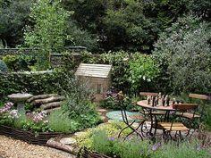 40 Coole Ideen Für Kleine Urbane Garten Designs | Zukünftige ... Grundprinzipien Des Gartendesigns