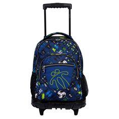 Mochila Escolar con Ruedas, Mochila Grande Infantil. Color Azul. Estampado fútbol. - Mochila Totto: Amazon.es: Equipaje Color Azul, Backpacks, Bags, Fashion, Baggage, Suitcases, Pockets, Handbags, Moda