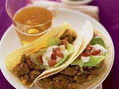 Learn how to make Chorizo Soft Tacos. MyRecipes has 70,000+ tested recipes and videos to help you be a better cook Stuffed Mushrooms, How To Make Chorizo, Jalapeno Chili, Chorizo And Potato, Mexican Chorizo, Taco Ingredients, Soft Tacos, Russet Potatoes
