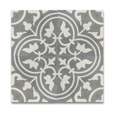 Bring a Moroccan feel to your home with these cement/ marble tiles. Committed to reviving the unique art of Moroccan tiles, Moroccan Mosaic & Tile House provides decorative pieces that add fun style to your home.