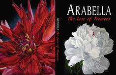 ARABELLA - The Love of Flowers - The ARABELLA collector's book of over 400 pages is filled with breathtaking and fragrant beauty. Love, Floral, Artist, Flowers, Plants, Painting, Amor, Artists, Painting Art