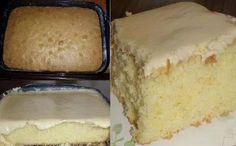 US RECIPE: Granny's Old Fashioned Butter Cake with Butter Cream Frosting