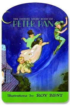 Peter Pan Picture Book