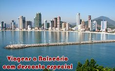 Viagem a Balneario Camboriu com 69% de desconto #viagem #balneariocamboriu #pacotes #santacatarina