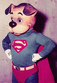 Weird Science: Old Time Tuesday: The Adventures of Superpup