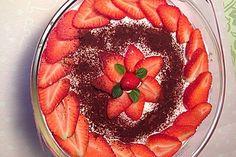 Erdbeertiramisu, ein gutes Rezept aus der Kategorie Frucht. Bewertungen: 245. Durchschnitt: Ø 4,5.