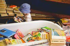 La librairie Acqua Alta de Venise http://lesptitsmotsdits.com/librairie-acqua-alta-venise/