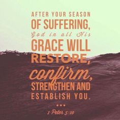 1 Peter 5:10