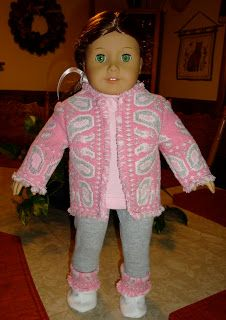 Granna's Designs: Ideas for Making Your Own 18-inch Doll Clothes