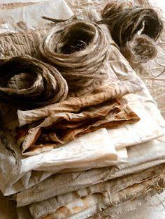 Hannah Lamb: Details and fabrics