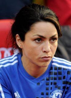 Eva Carneiro, Chelsea FC's first team physio. #inspiration