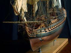 Модели парусных кораблей 4